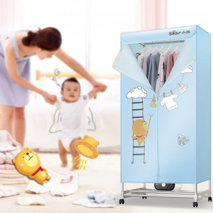 Bear Clothes Drier BCD-B1000W Dryer household quick drying/small disinfection/ air drying/ /large capacity