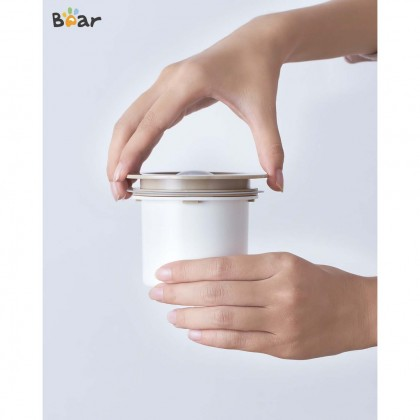 Bear Yogurt / Enzymes Maker BYEM-W20L Multifuncttion Blender Yogurt Maker Blender Buah Pengisar Serbaguna