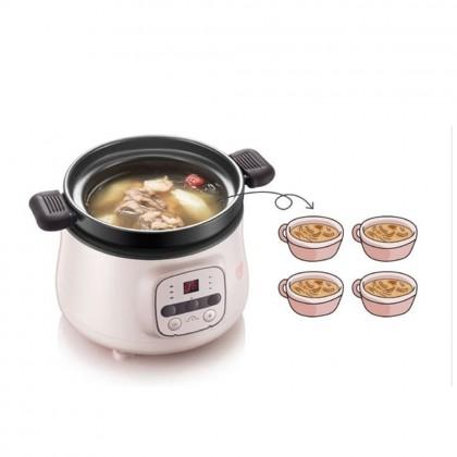 Bear BBC-P08L Baby Cooker 0.8L baby Porridge/Automatic/ceramics