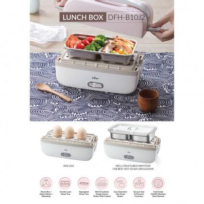 Bear Electric Heating Lunch Box DFH-B10J2 Pink