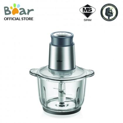 Bear Electric Multi-Function Mincing Machine (2L) QSJ-B03Y7