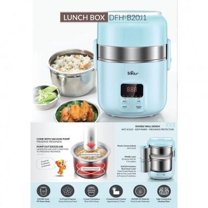 Bear Electric Lunch Box DFH-B20J1 (2L)