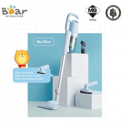 Bear 3 in 1 Vacuum Cleaner - White BVC3-WB400 (400W)